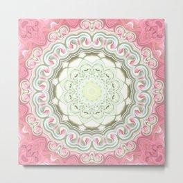 Star Flower of Symmetry 675 Metal Print