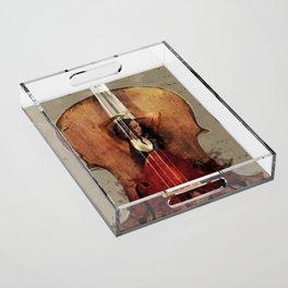 Dissolve Acrylic Tray