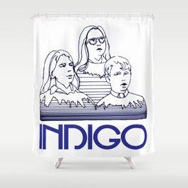 Indigo Children Shower Curtain