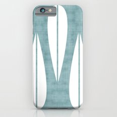 Make Mine MCM Blue Slim Case iPhone 6