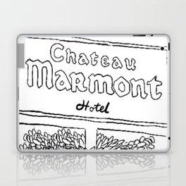 Chateau Marmont Sign Laptop & iPad Skin