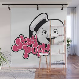 stay puft Wall Mural