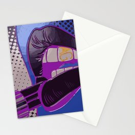 AG Lip Gloss Be Poppin' Stationery Cards