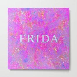 Frida 1 Metal Print