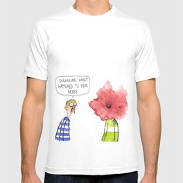What Happened To Your Head? T-shirt