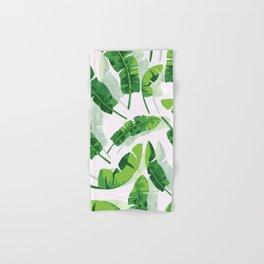 Banana Leaf Hand & Bath Towel