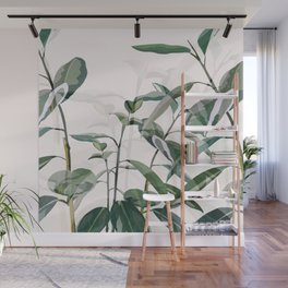 greenhouse Wall Mural
