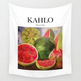 Kahlo - Viva la Vida Wall Tapestry