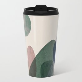 Trees and mountains Travel Mug