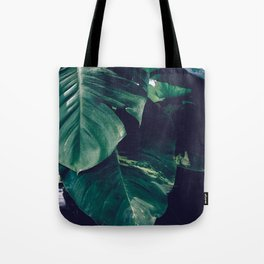 Green Leaves - Bali - Travel Photography Tote Bag
