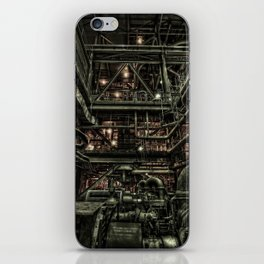 More Power To The Grid iPhone Skin