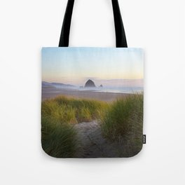 Cannon Beach Dunes Tote Bag
