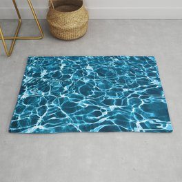 Body Of Blue Water Rug