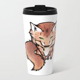 Maine Cat Metal Travel Mug