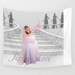 Jersey Shore: Funny Girl TBT Image Wall Tapestry