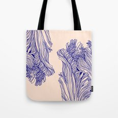 Dark tulip Tote Bag