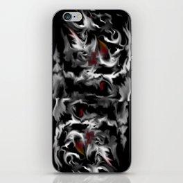 Smoke Cocoon iPhone Skin