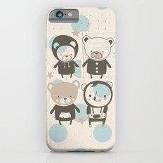 Brown Paper Bears iPhone 6s Slim Case