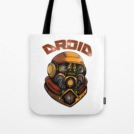 DROID77 Tote Bag