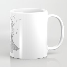 Moon Goddess Coffee Mug