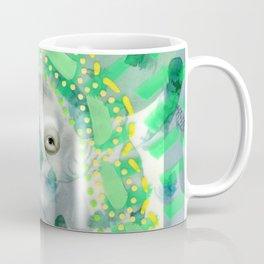 Incognito Girl Coffee Mug