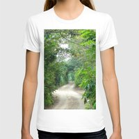 cape cod T-shirts featuring Lover's Arch, Cape Cod by JezRebelle