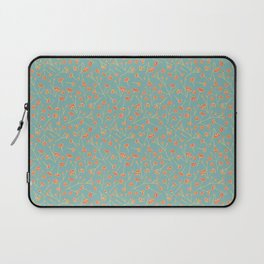 New Life Repeat Pattern Laptop Sleeve