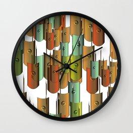 shield Roman legionary Wall Clock