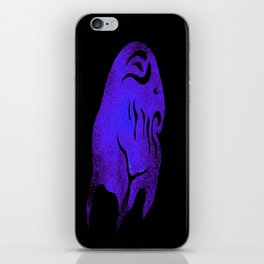 Deep One Purple iPhone Skin