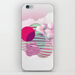 Color Squash iPhone Skin