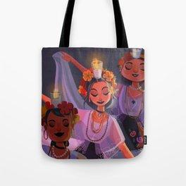 La Bruja Tote Bag
