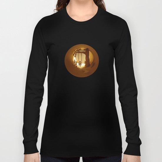 Swing (Balançoire) Long Sleeve T-shirt