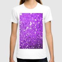 glitter T-shirts featuring Glitter by Brian Raggatt