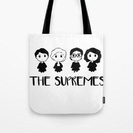 The Supremes Tote Bag