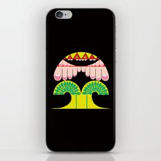 I can climb a tree iPhone & iPod Skin