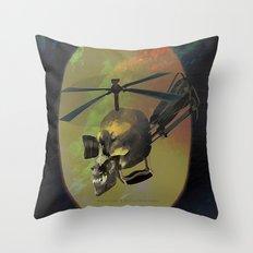 Magnus-Copter -007 Throw Pillow