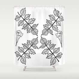 Nature Unity Shower Curtain