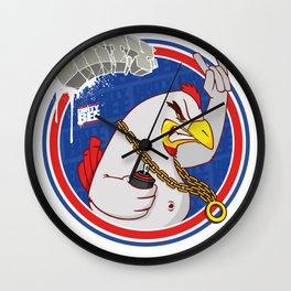 Coq Wall Clock