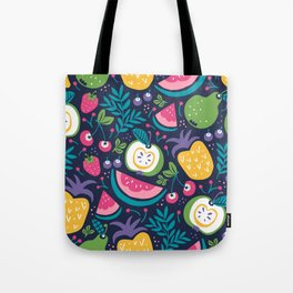 Hello Fruity Tote Bag