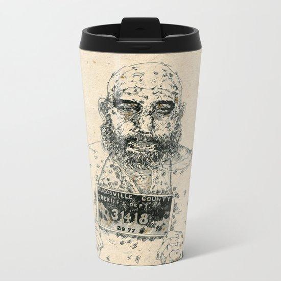 C. Spaulding Metal Travel Mug