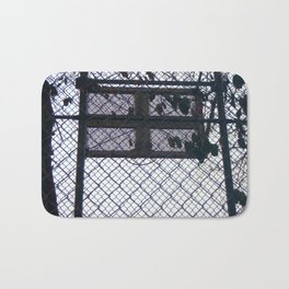 Hoop Dreams Bath Mat