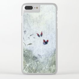 A Spell For Creation Clear iPhone Case