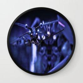Laserbeak Wall Clock