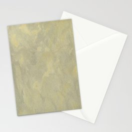 Champagne Skies Silver And Gold Metallic Plasters - Fancy Faux Finishes Stationery Cards