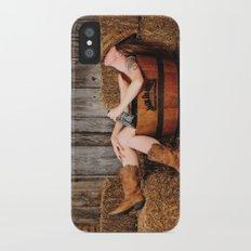 Sweet Dreams Slim Case iPhone X