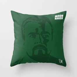 Moonraker Throw Pillow