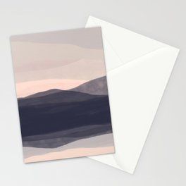 Hill reflections Stationery Cards