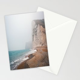 Dreary Beach Stationery Cards