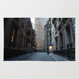 Financial District NYC Rug