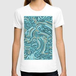 sqiggle wiggles 004 T-shirt